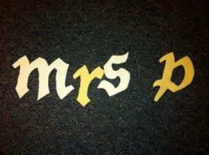 Mrs. Porter's