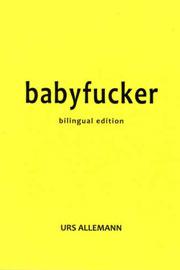 Babyfucker_Urs_Allemann_Front_Cover