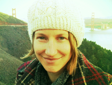 Jessica Bozek, author of The Tales from Les Figues Press